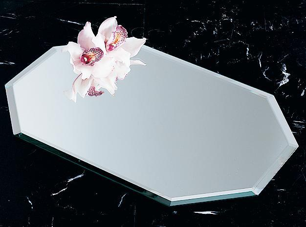 5mm Elongated Large Beveled Mirror/Feet